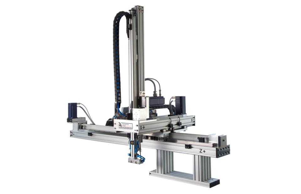 CNC-Standardhandling