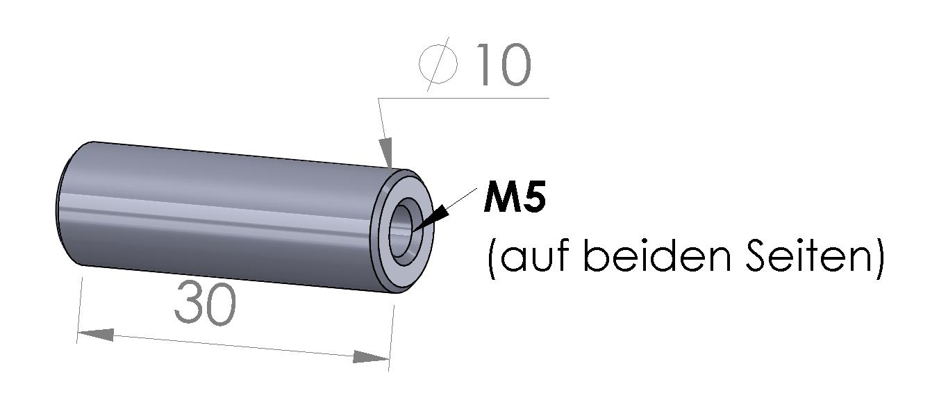 Verlängerung Größe 1 (30 mm)