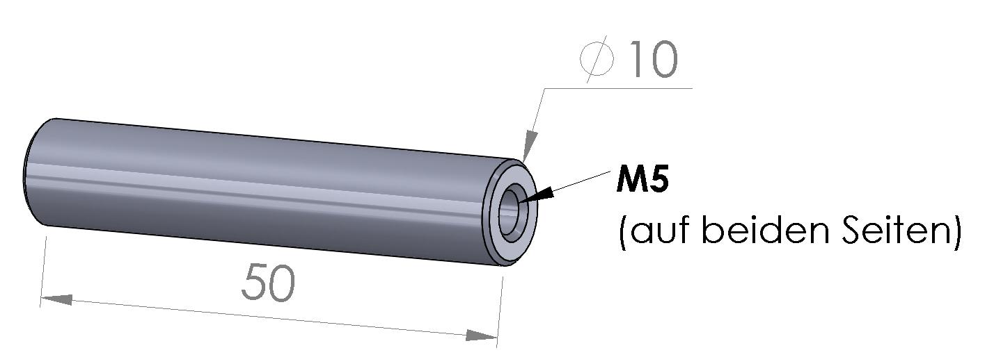 Verlängerung Größe 1 (50 mm)